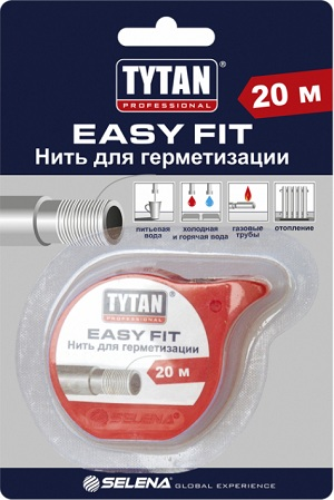 Нить для герметизации Tytan EASY FIT
